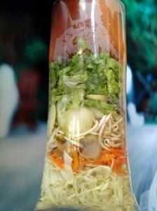 Sayuran Asinan Betawi