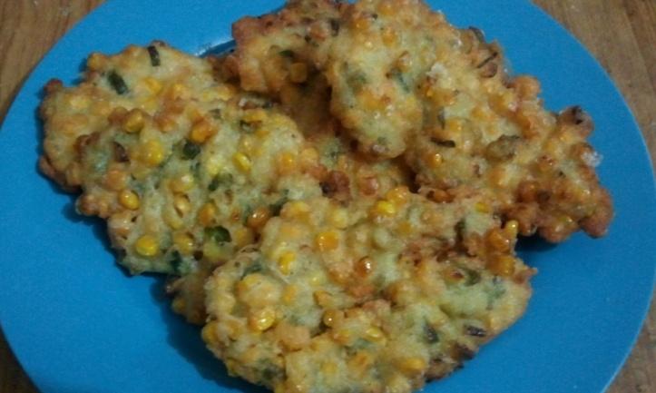 Bakwan Jagung - Corn Pancake