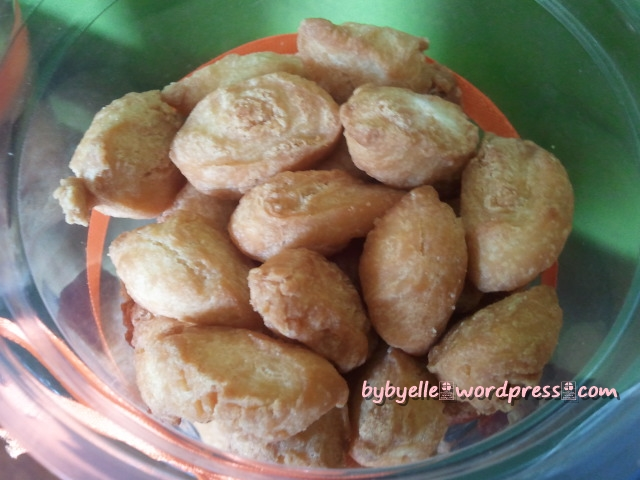 Biji Ketapang camilan betawi made by BybyElle