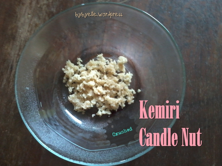 Kemiri candlenut crushed bybyelle wordpress