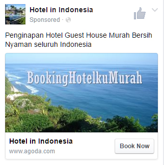 FB BookingHotelkuMurah