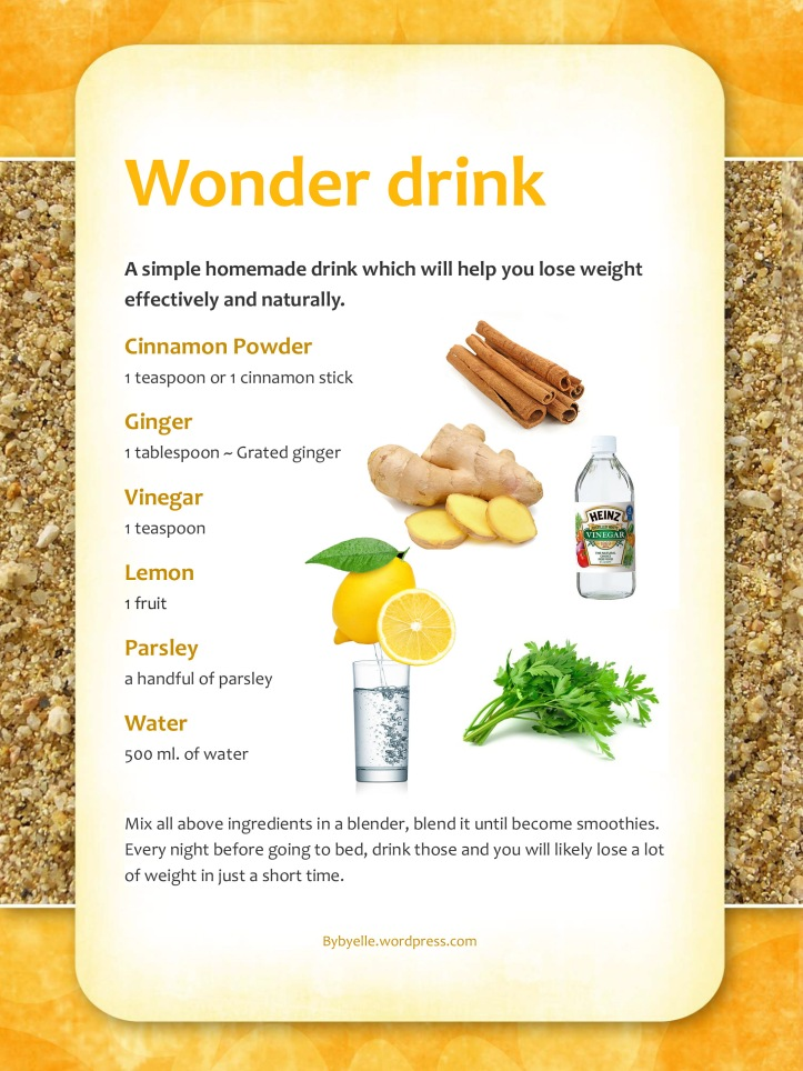 Microsoft Word - Wonder drink to loose weight_homemade drink_byb